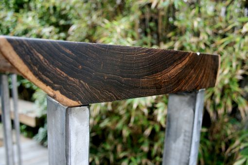Custom Made Bacote Console Table