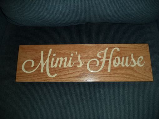 Custom Made Custom Signs, Signs, Decorative Signs
