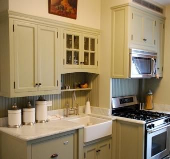 Custom Made Classic Kitchen Cabinetry