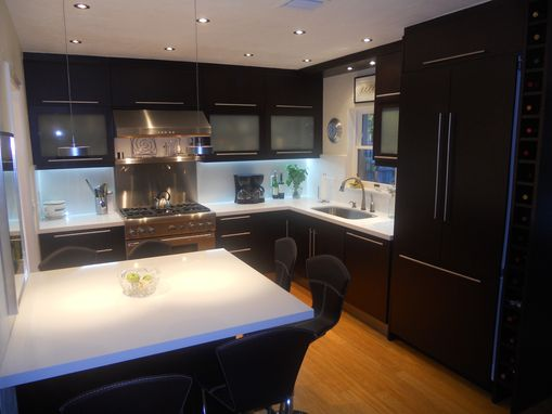 Custom Made Complete Kitchen Remodeling