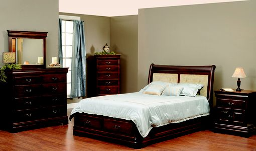 Custom Made Beaumont Bedroom Suite