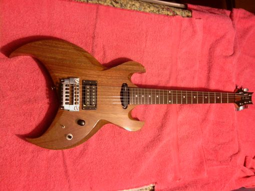 Custom Made The N42, Solid Body Guitar