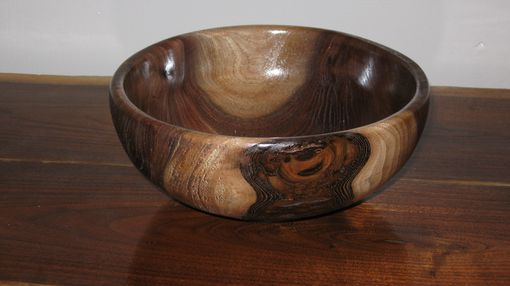 Custom Made Walnut Bowl