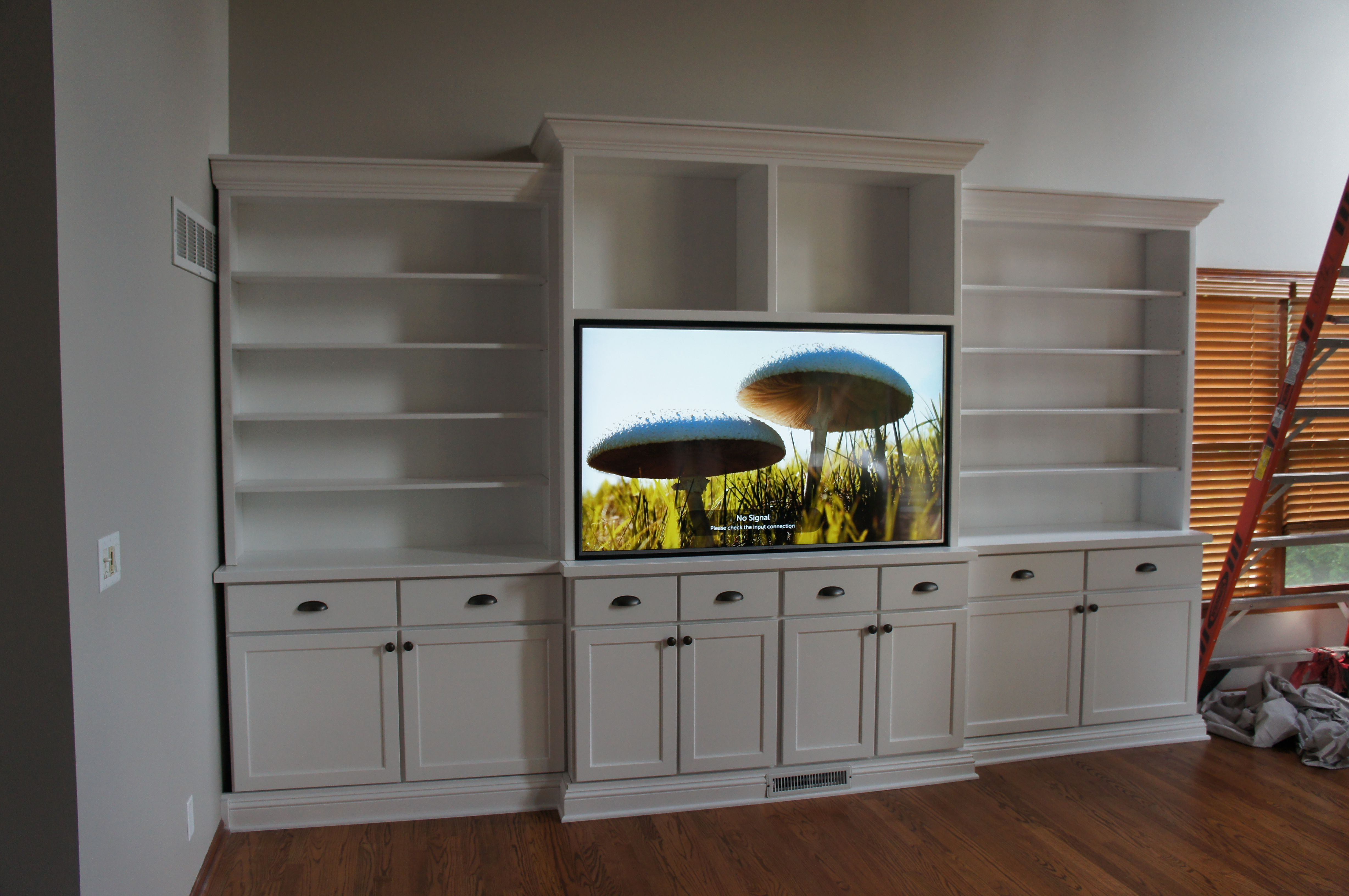 Hand Crafted Solid Wood Entertainment Center By Peabody Enterprises Inc Custommade Com