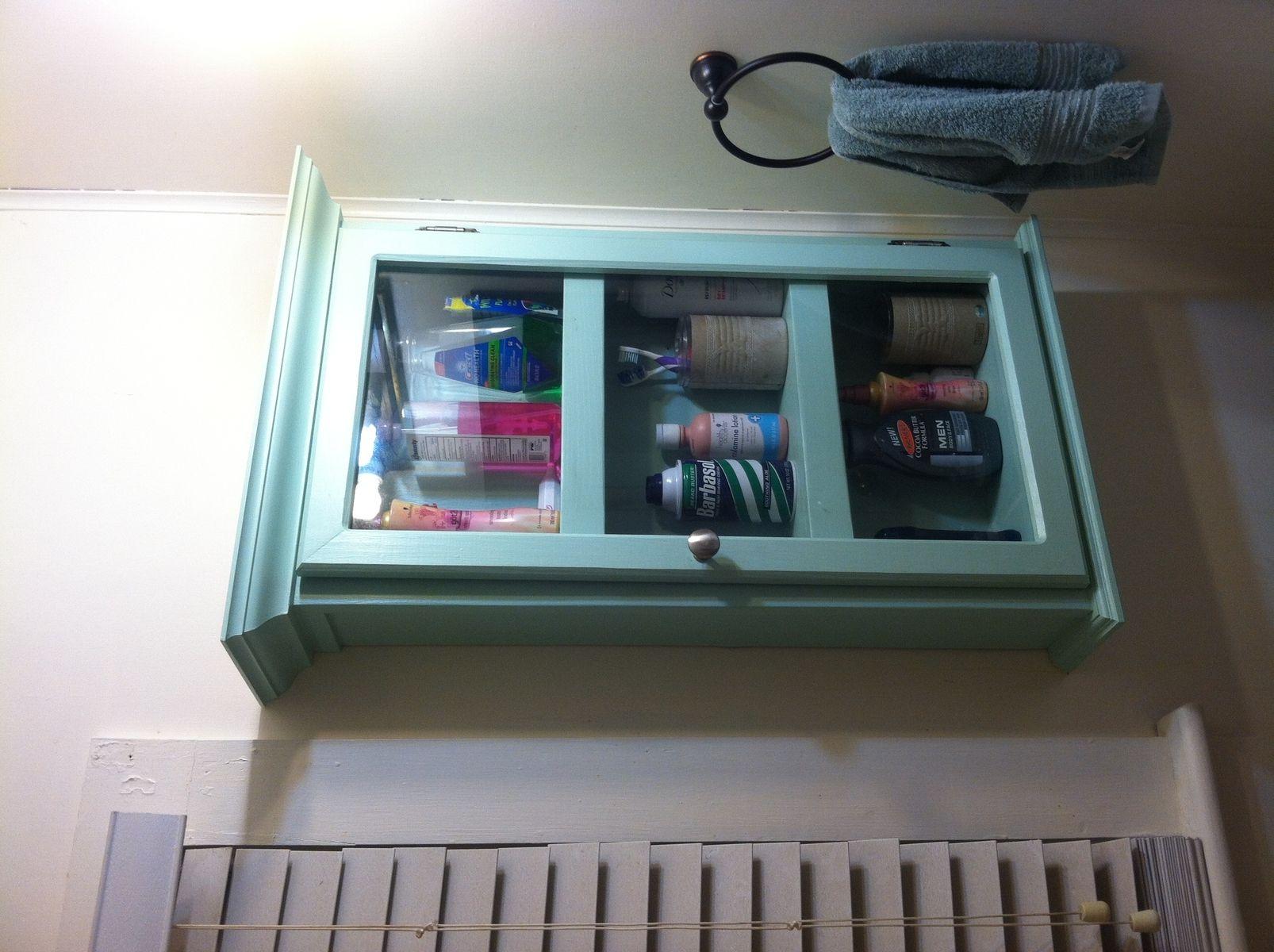 Custom Made Bathroom Medicine Cabinet By Thompson Creek Furniture Custommade Com