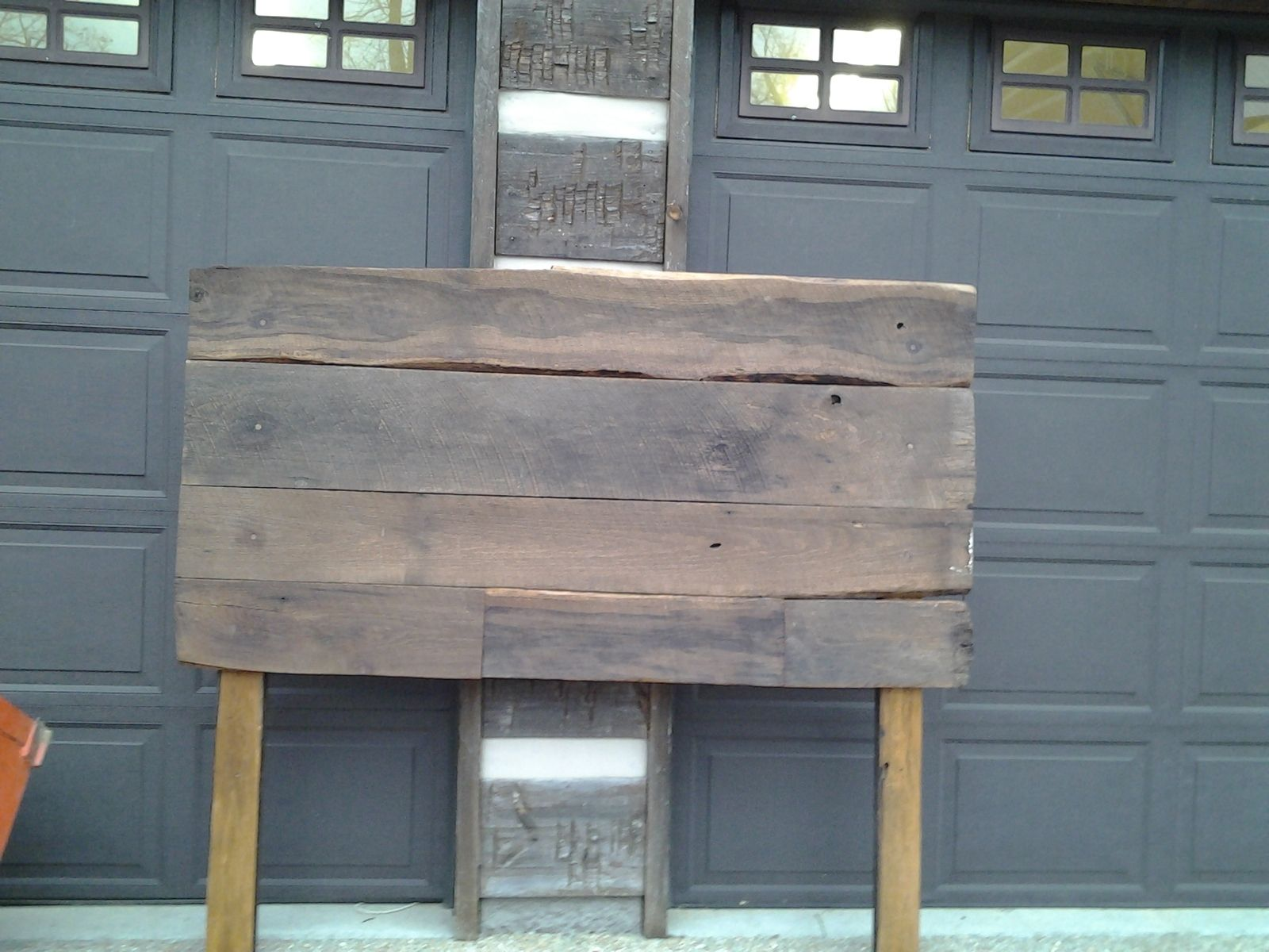 Handmade Barn Wood Headboard By Bosleys Custom Woodworks