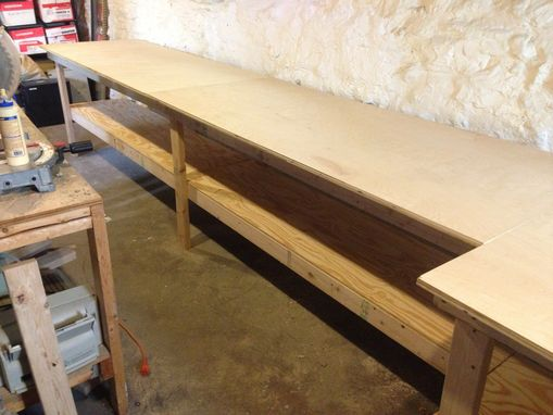 Custom Made Custom Work Tables
