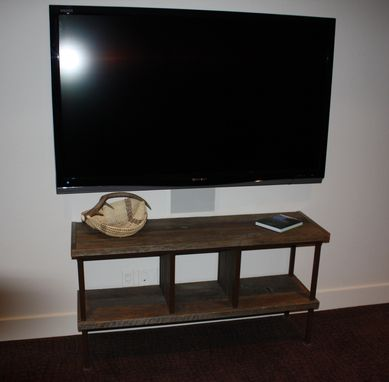 Custom Made Tv Accent Table/Bookcase
