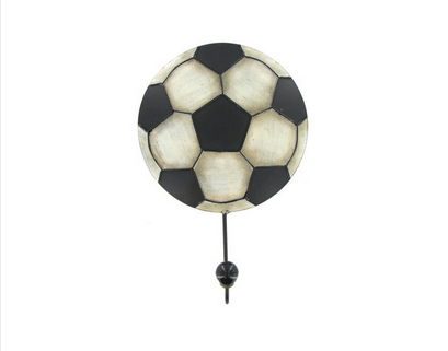 Custom Made Metal Soccer Ball Hook