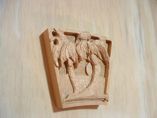 Custom Made Hand Carved Keystones