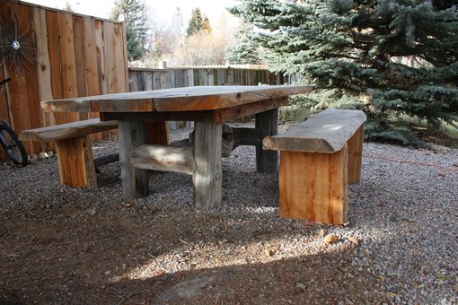 Custom Made Log Furniture