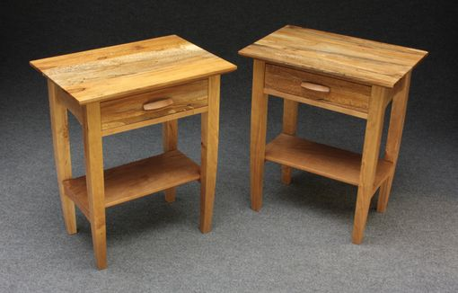Custom Made Nitestand Or End Tables With Drawer