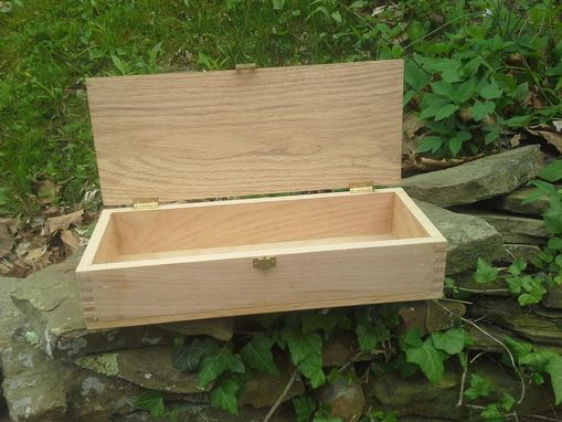 Custom Made Fife Box