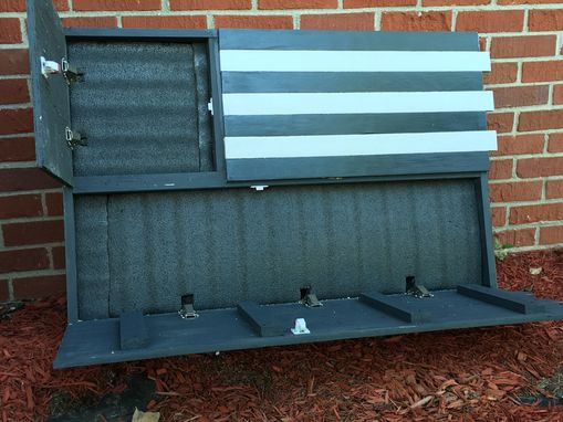 Custom Made Concealed Gun Case