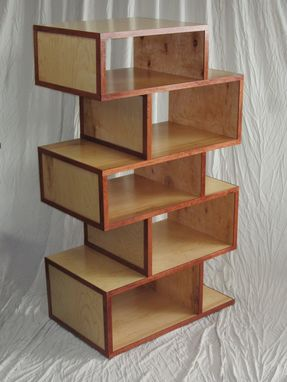 Custom Made Asian Style Bookcase