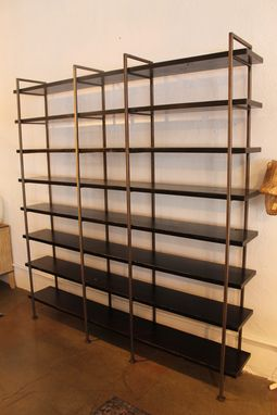 Custom Made Chelsea Bookcase