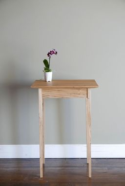 Custom Made Custom Side Table