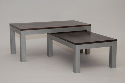 Custom Made Novo Nesting - Coffee Table Set