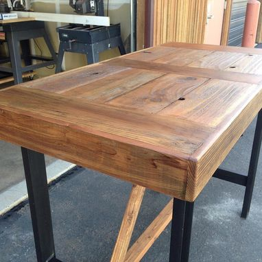 Custom Made Reclaimed Wood Pub Table - Any Size