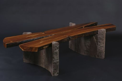 Custom Made Library Bench