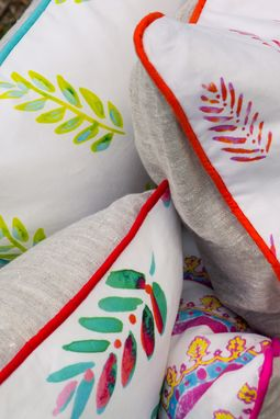 Custom Made Textiles By The Yard - Make Waves