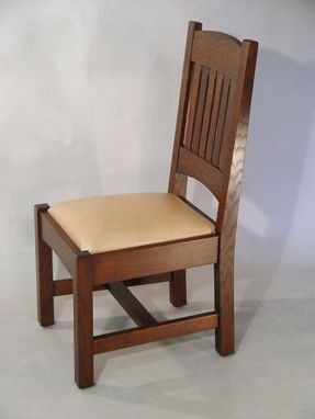 Custom Made Cottage Dining Chairs