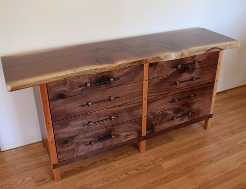 Custom Made Arts And Crafts Modern Contemporary Dresser
