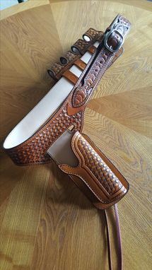 Custom Made Custom Made Gunslinger Rig/Holster