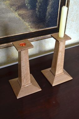 Buy Custom Mission Style Candle Holders Made To Order