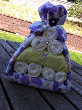 Custom Made Stork Bundle
