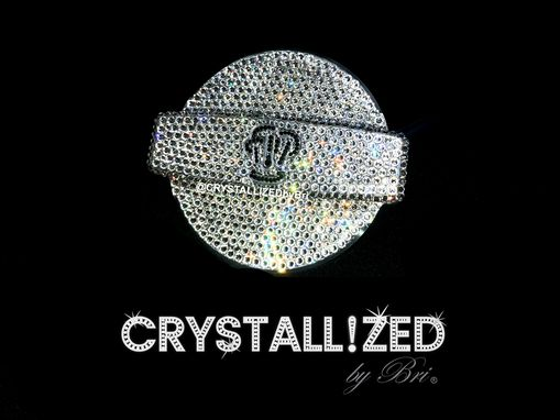Custom Made Coolant Cap Crystallized Car Engine Bling Made With Swarovski Crystals Bedazzled