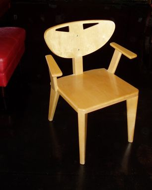 Custom Made X-File Dining Chair
