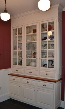 Custom Made Period Butler's Pantry