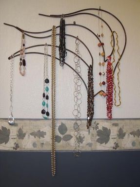 Custom Made Necklace Tree