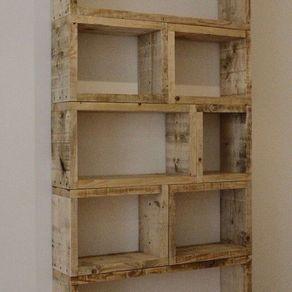Rustic Shelves Reclaimed Shelf And Shelving Custommade