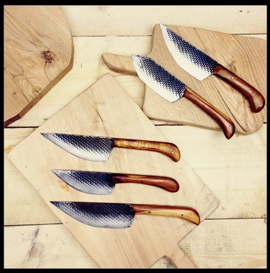 Custom Made Utility/Kitchen Knives