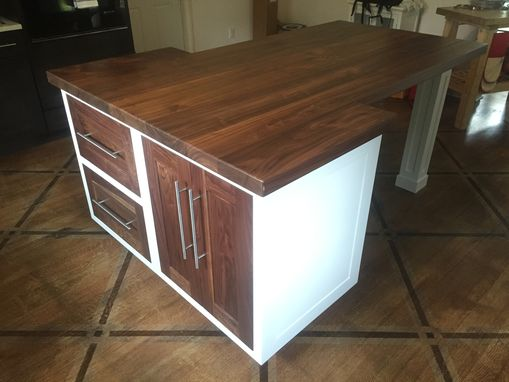 Custom Made Kitchen Island/Dining Table