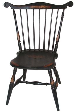 Custom Made Windsor Boston Side Chair