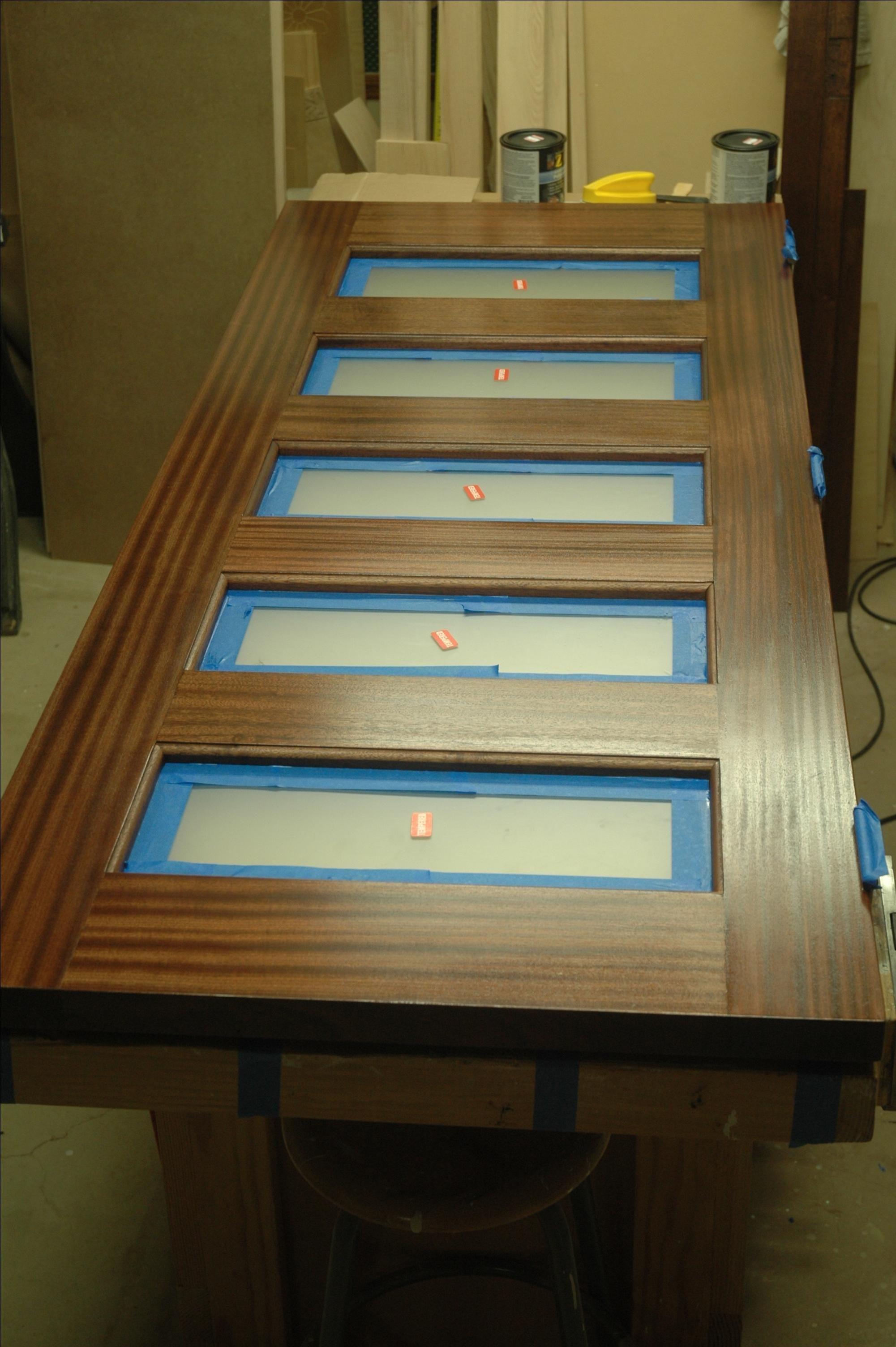 Enjoyable Custom Made Sapele Exterior Door Unit By Wooden It Be Nice Door Handles Collection Olytizonderlifede