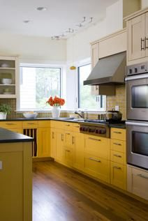 Custom Made Scarborough, Maine Kitchen