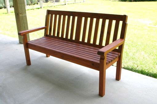 Custom Made Benches And Step Stools