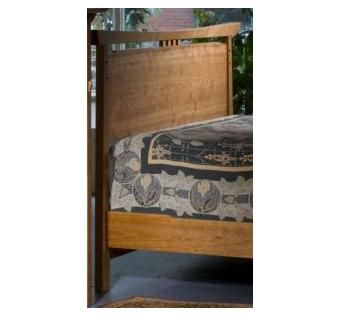 Custom Made Meiji Bed