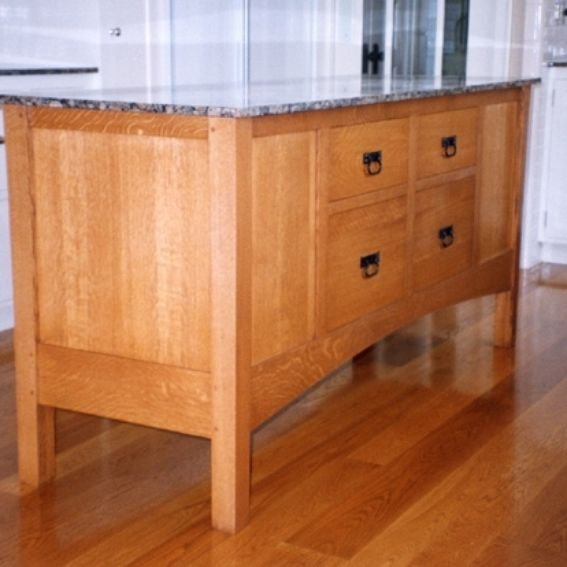 custom made kitchen islands custom made kitchen island by rb woodworking custommade 6400