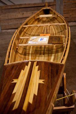 Custom The Grand Cedar Strip Canoe By Mackinaw Watercraft