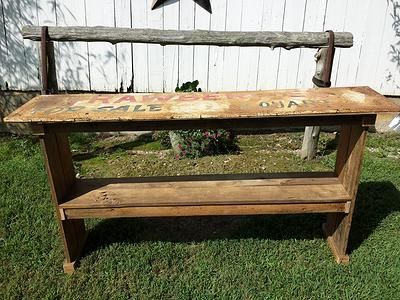 Custom Made Strawberry Buffet Table