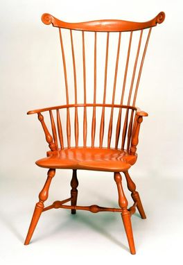 Custom Made Comb-Back Windsor Chair