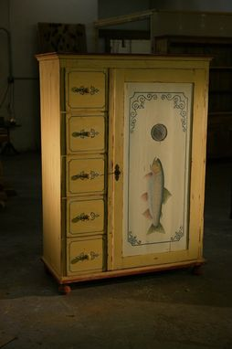 Custom Made Full Length Dresser