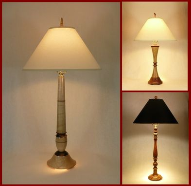 Custom Made Table Lamps