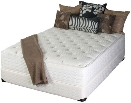 Custom Made Latex Foam Plush Mattress