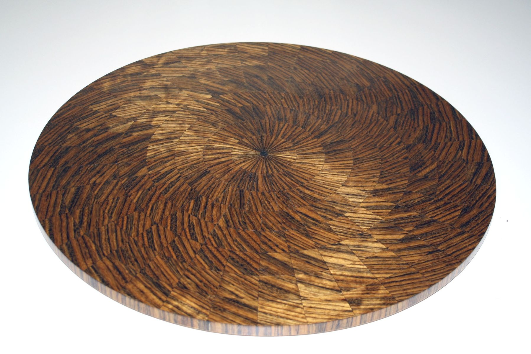 Handmade Moz Swirl Lazy Susan By Neerly Obsessed
